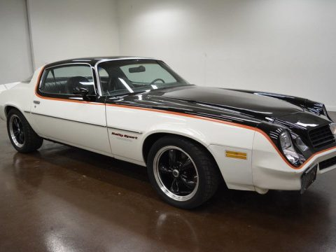 low miles 1978 Chevrolet Camaro for sale