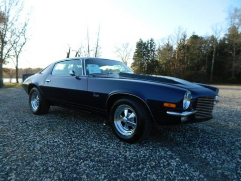 nice and clean 1971 Chevrolet Camaro Split Bumper for sale