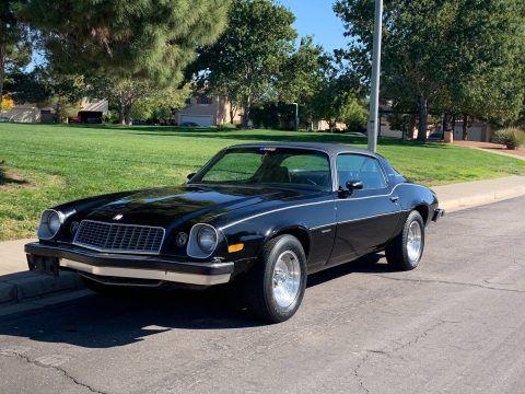 original 1976 Chevrolet Camaro TYPE LT for sale