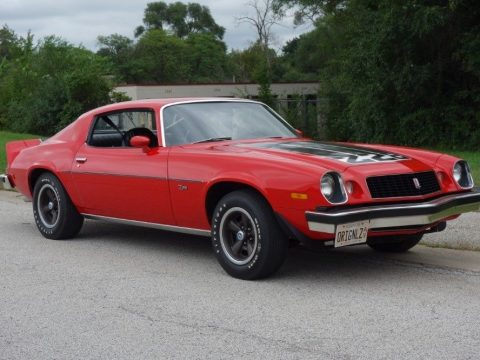 original survivor 1974 Chevrolet Camaro Z28 for sale