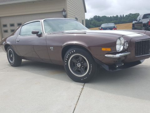 restored 1971 Chevrolet Camaro Rs/ss for sale