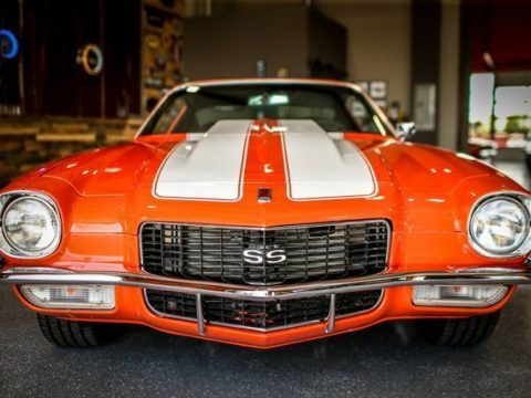 restored 1971 Chevrolet Camaro Super Sport for sale