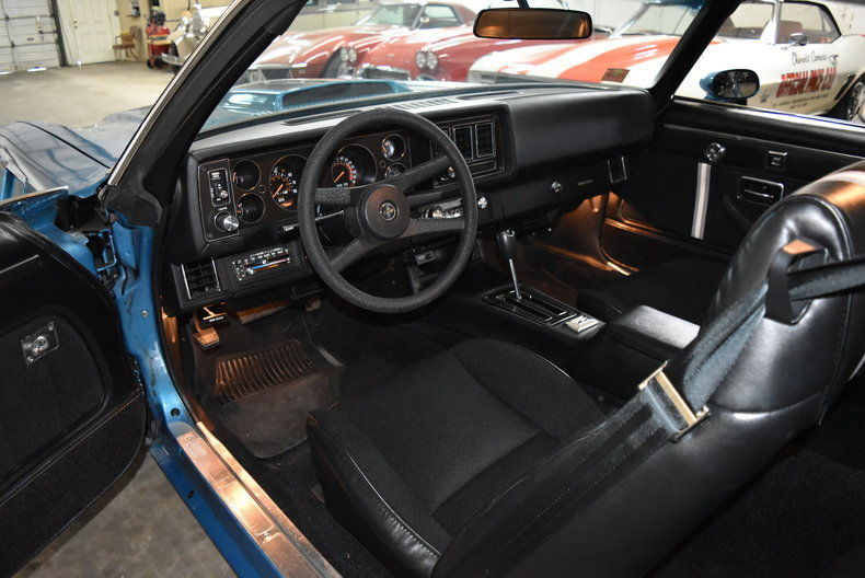 low miles 1980 Chevrolet Camaro