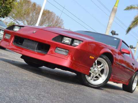 modified 1985 Chevrolet Camaro Z28 for sale