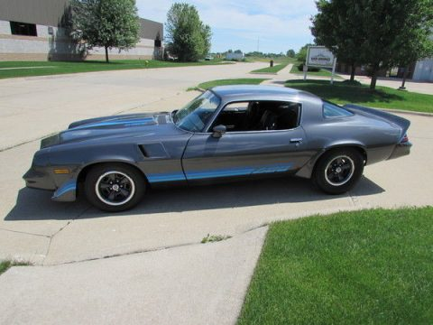 restored 1980 Chevrolet Camaro Z28 for sale