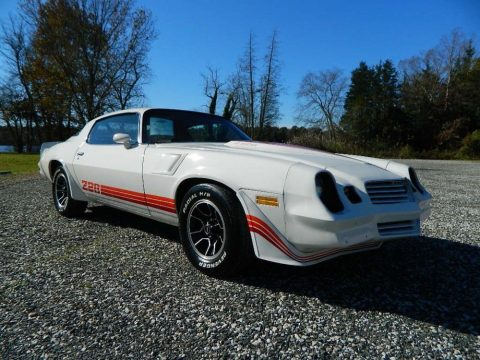 very nice 1980 Chevrolet Camaro Z/28 for sale