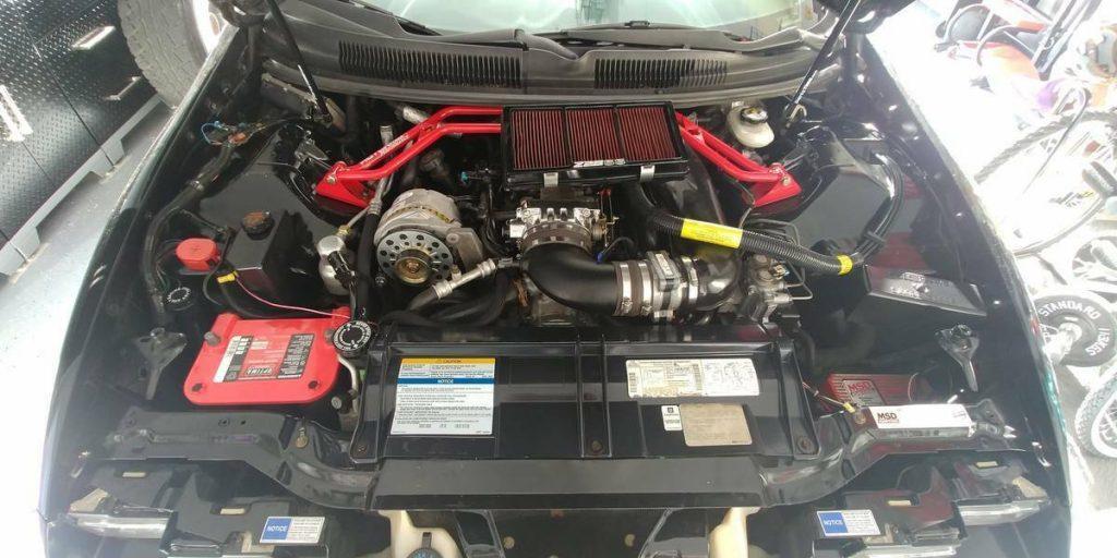 383 stroker 1996 Chevrolet Camaro SS