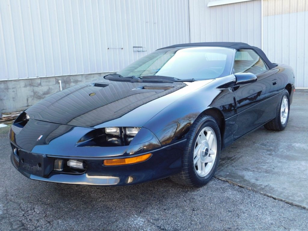 awesome shape 1995 Chevrolet Camaro z28 Convertible