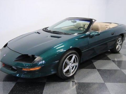 fuel injected 1996 Chevrolet Camaro Z/28 for sale