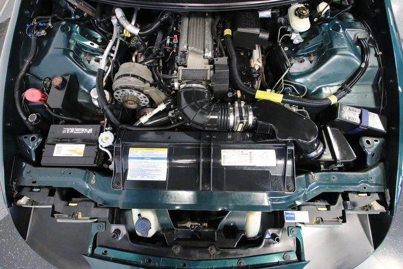 fuel injected 1996 Chevrolet Camaro Z/28