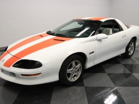 fuel injected 1997 Chevrolet Camaro Z28 30TH Anniversary Edition for sale