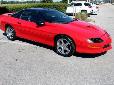 loaded beauty 1996 Chevrolet Camaro SS for sale