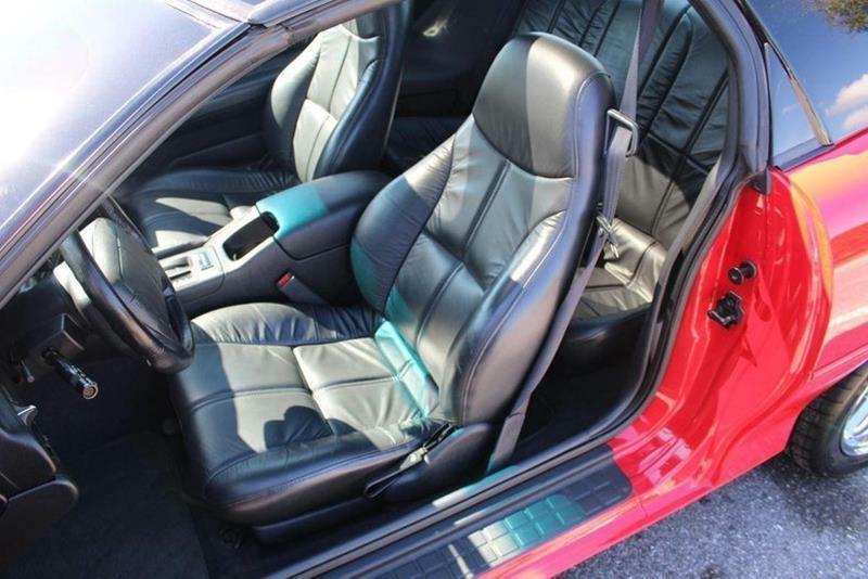 loaded beauty 1996 Chevrolet Camaro SS