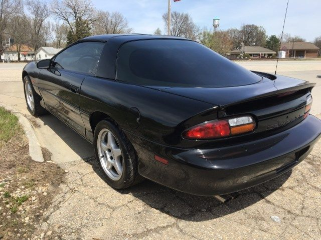 low miles 1997 Chevrolet Camaro Z28