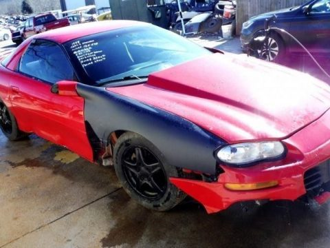 needs work 1998 Chevrolet Camaro Coupe for sale