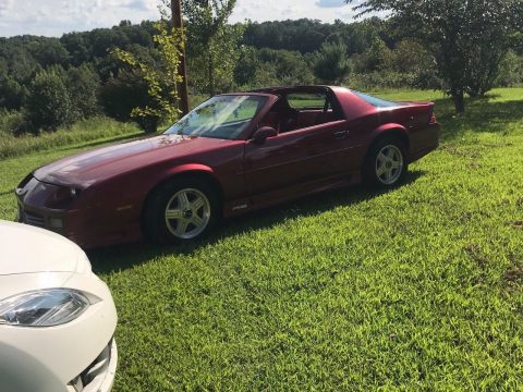 new tires 1991 Chevrolet Camaro Rally Sport for sale
