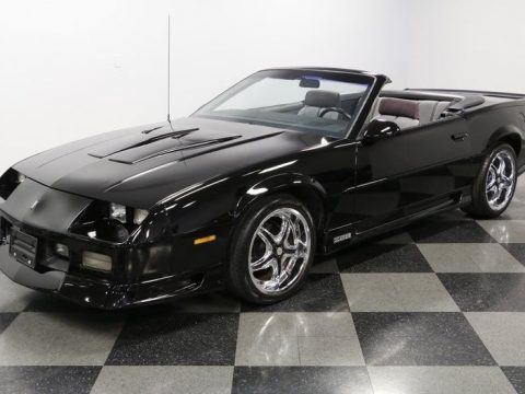 smooth running 1991 Chevrolet Camaro Z/28 Convertible for sale