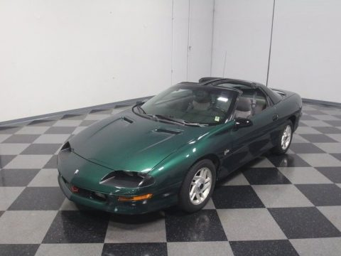 strong 1995 Chevrolet Camaro Z/28 for sale
