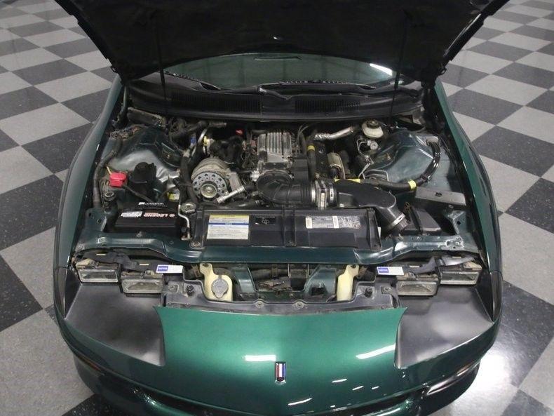 strong 1995 Chevrolet Camaro Z/28