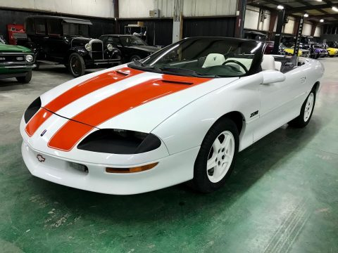 well equipped 1997 Chevrolet Camaro Z28 30th Anniversary Convertible for sale