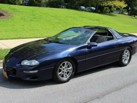 great shape 2001 Chevrolet Camaro Z 28 for sale