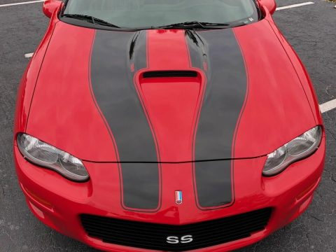 great shape 2002 Chevrolet Camaro Z28 for sale