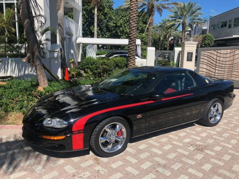Hot Rod Package 2002 Chevrolet Camaro for sale