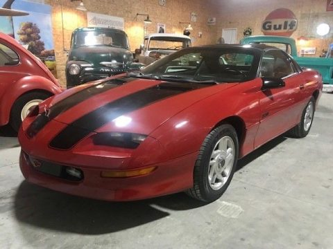 very nice 1995 Chevrolet Camaro Z28 T Tops V8 for sale