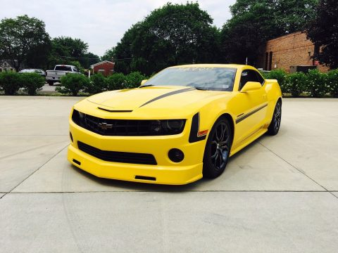 custom body kit 2010 Chevrolet Camaro for sale