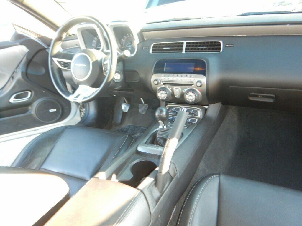 fully loaded 2010 Chevrolet Camaro SS