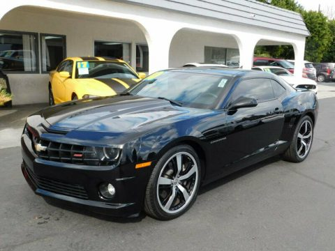 loaded 2010 Chevrolet Camaro 2-SS for sale