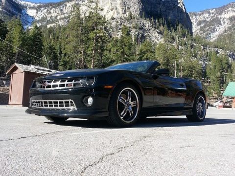 low miles clean 2011 Chevrolet Camaro 2SS Convertible for sale