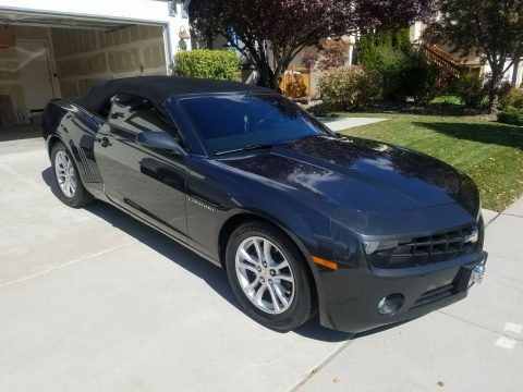 new tires 2013 Chevrolet Camaro Convertible for sale