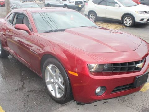 very nice 2010 Chevrolet Camaro LT for sale