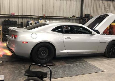 well modified 2013 Chevrolet Camaro ZL1 for sale
