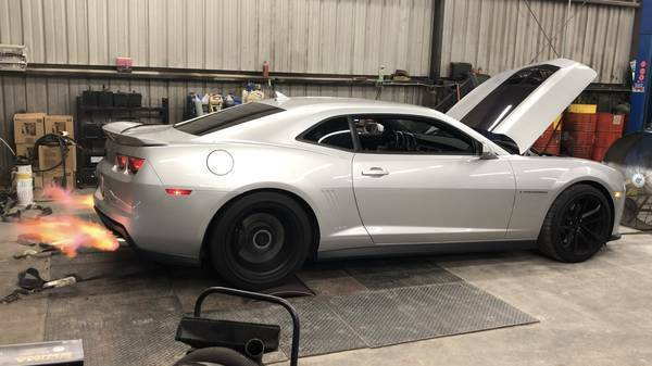 2013 Camaro Zl1 For Sale >> Well Modified 2013 Chevrolet Camaro Zl1 For Sale