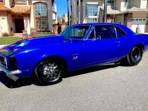 custom 1967 Chevrolet Camaro for sale