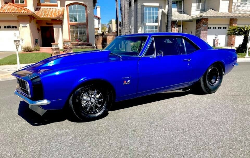 custom 1967 Chevrolet Camaro