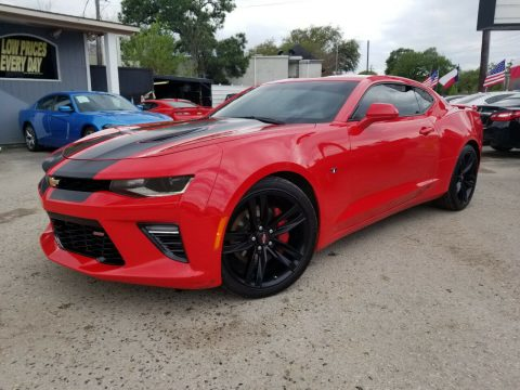 loaded 2016 Chevrolet Camaro 2SS for sale