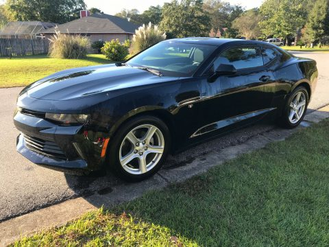 low mileage 2016 Chevrolet Camaro LT1 for sale