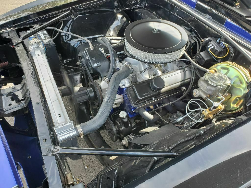low miles 1967 Chevrolet Camaro Rs