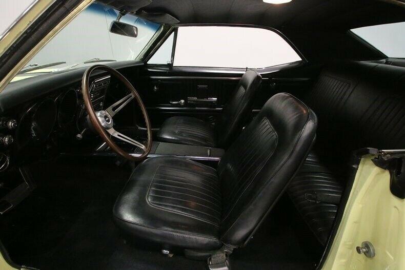original color combo 1967 Chevrolet Camaro RS