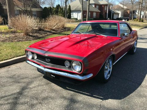 rebuilt 1967 Chevrolet Camaro SS for sale