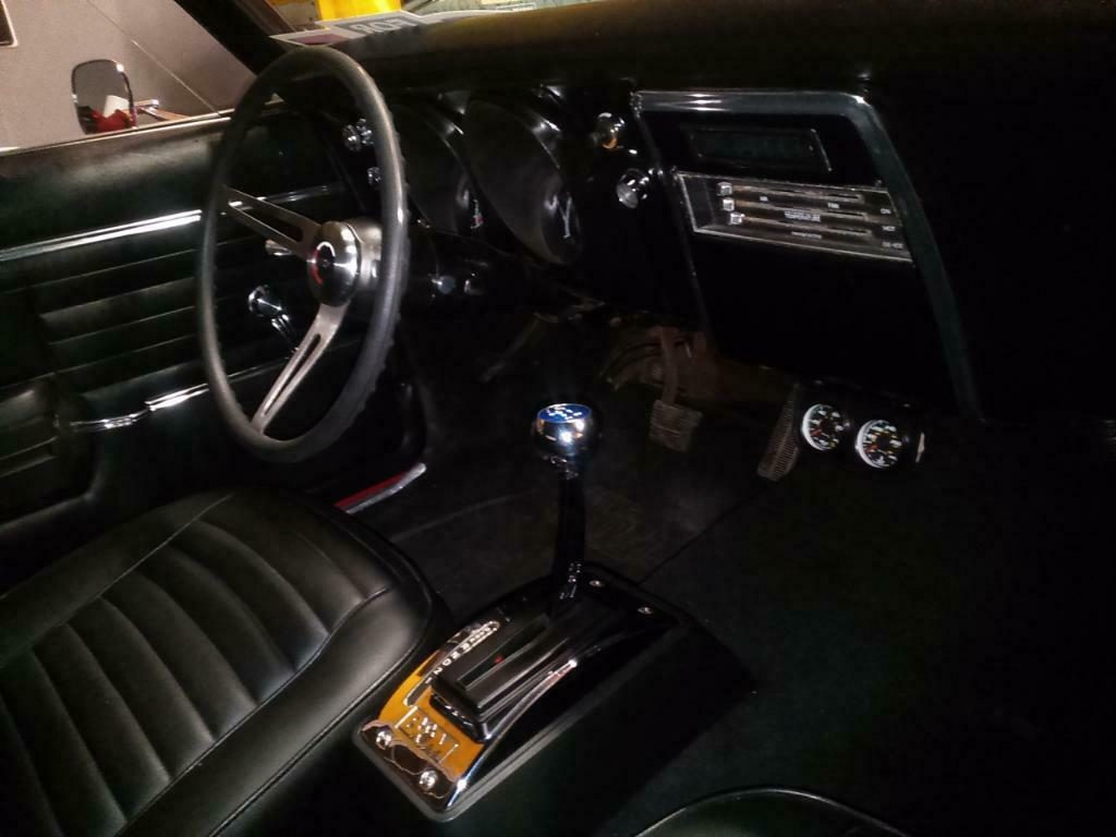 rebuilt 1967 Chevrolet Camaro SS