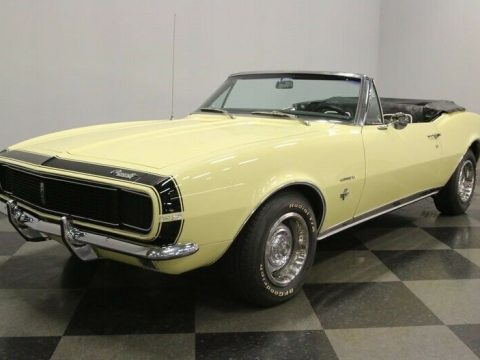 renewed 1967 Chevrolet Camaro RS convertible for sale