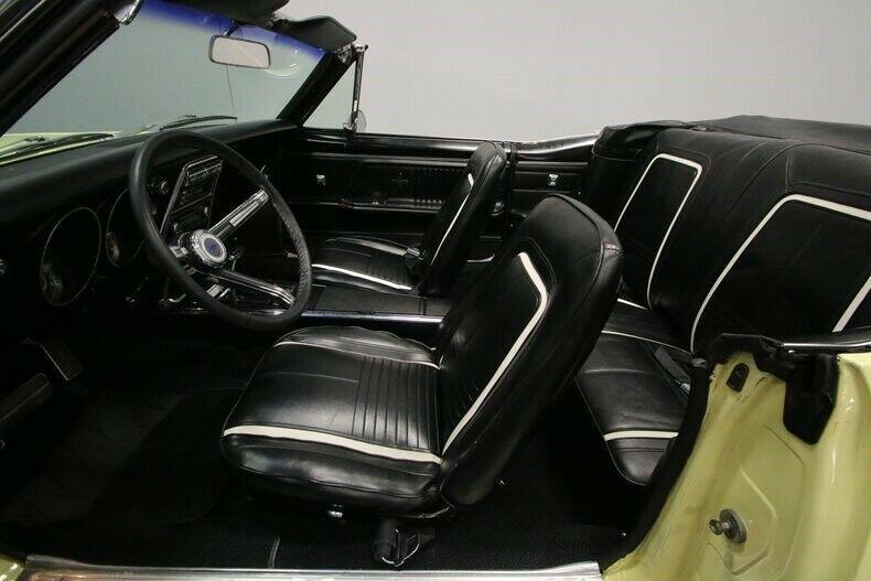renewed 1967 Chevrolet Camaro RS convertible