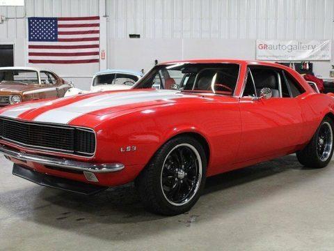 restomod 1967 Chevrolet Camaro custom for sale