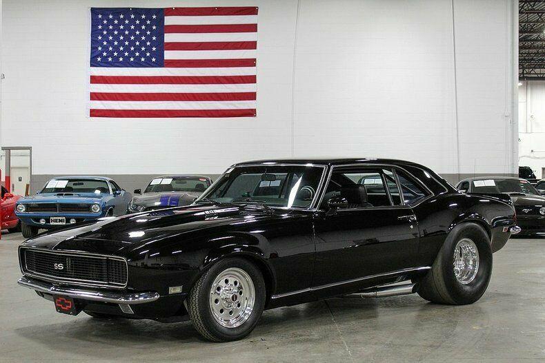 restomodded 1967 Chevrolet Camaro custom