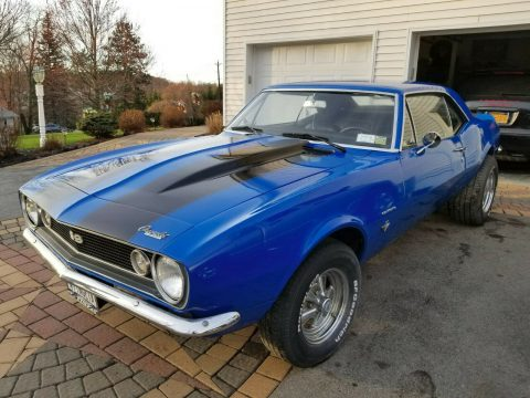 some imperfections 1967 Chevrolet Camaro SS Super Sport for sale