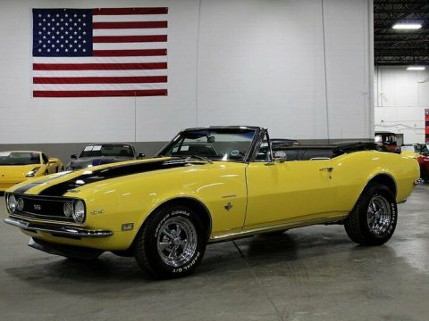 stunning 1967 Chevrolet Camaro Convertible for sale
